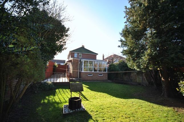 Thumbnail Detached house for sale in Burma Road, Old Catton, Norwich