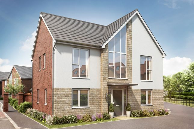 Thumbnail Detached house for sale in Meon Vale, Campden Road, Long Marston, Stratford-Upon-Avon