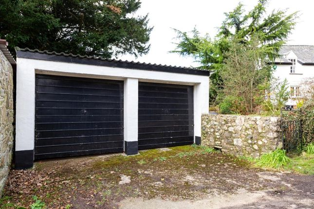 Double Garage of Shaugh Prior, Plymouth, Devon PL7