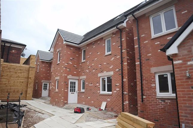 Thumbnail Detached house for sale in Novi Lane, Leek