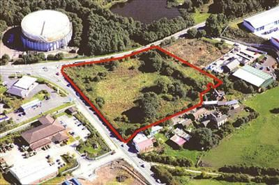 Thumbnail Commercial property for sale in Park Hall, Adderley Green, Stoke On Trent, Staffordshire
