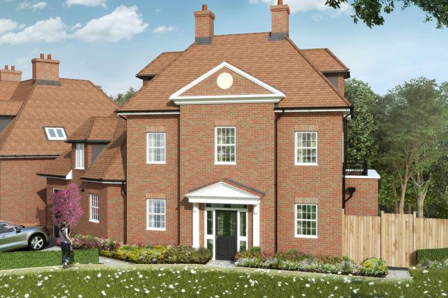 "Thumbnail Detached house for sale in ""The Cedar Collection Gardenia"" at Elmbank Avenue, Arkley, Barnet"