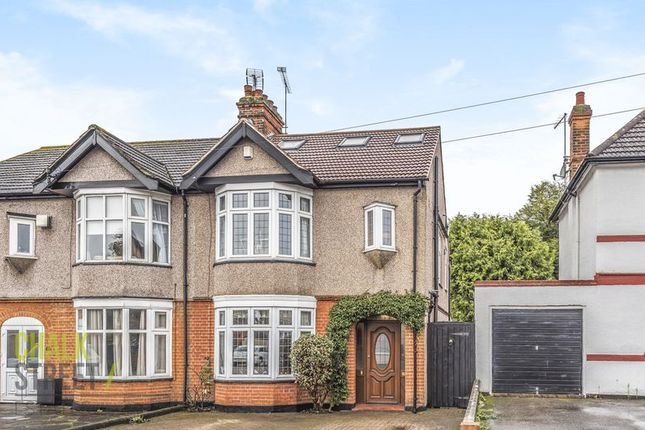 Semi-detached house for sale in Gilbert Road, Romford