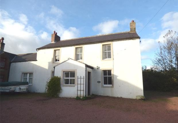 Thumbnail Link-detached house for sale in The White House, Rigg, Gretna, Dumfriesshire