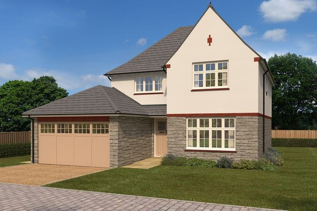 Thumbnail Detached house for sale in Tinkinswood Green, Land Off Cowbridge Rd, St Nicholas, Vale Of Glamorgan