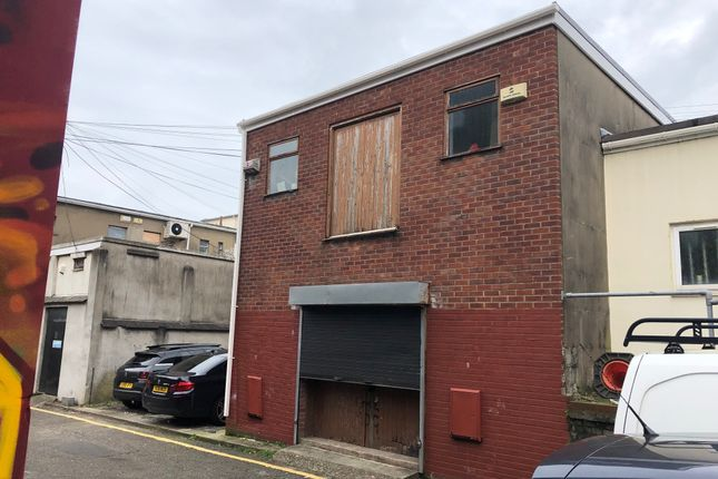 Thumbnail Warehouse to let in Oxford Street, Swansea
