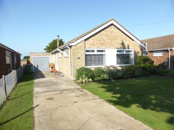 Thumbnail Bungalow for sale in Leonard Road, Greatstone, Romney Marsh, Kent