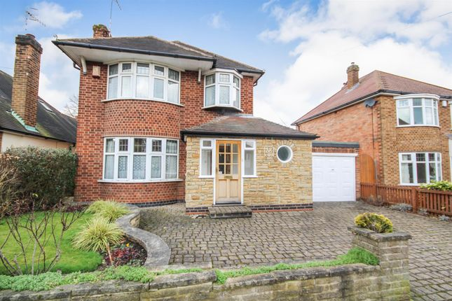 Thumbnail Town house to rent in Coningsby Road, Woodthorpe, Nottingham