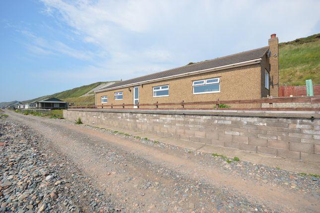 Thumbnail Bungalow for sale in Braystones, Beckermet, Cumbria