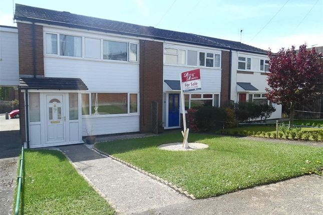 Thumbnail Semi-detached house for sale in Acton Park Way, Acton, Wrexham