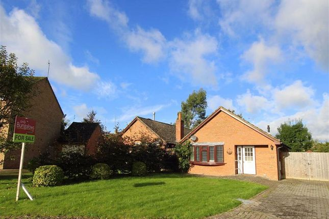 Thumbnail Detached bungalow for sale in Willowbrook, Purton, Wiltshire