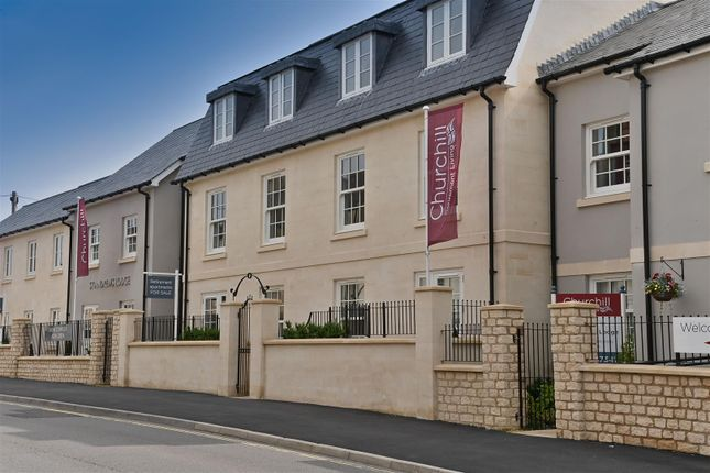 Thumbnail Flat for sale in Tow Path Mews, The Causeway, Chippenham