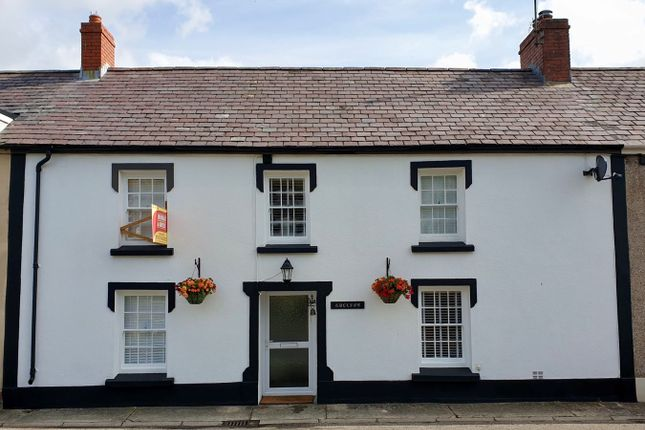 Thumbnail Terraced house for sale in Llanwnnen, Lampeter