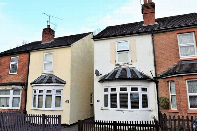 Thumbnail Semi-detached house for sale in Priory Street, Farnborough, Hampshire