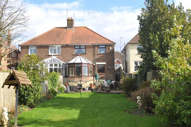 Rear Elevation of Astaire Avenue, Eastbourne BN22