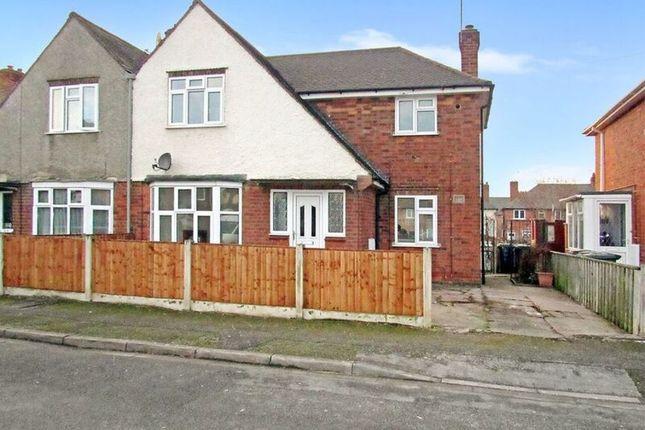 Thumbnail Semi-detached house for sale in Edward Street, Stapleford, Nottingham