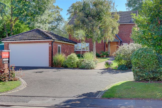 Thumbnail Detached house for sale in Worcester Road, Droitwich
