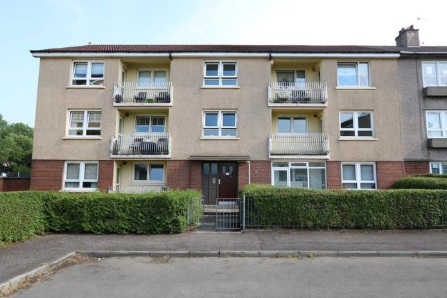 Thumbnail Flat to rent in Heathcot Place, Drumchapel, Glasgow
