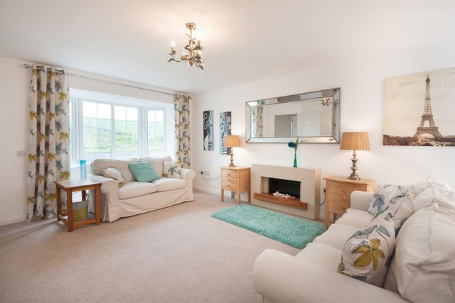 Thumbnail Detached bungalow for sale in Kenneth Court, Kennoway, Leven