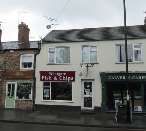 Restaurant/cafe for sale in Westgate, Thirsk