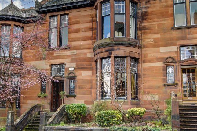 Terraced house for sale in Dowanside Road, Glasgow
