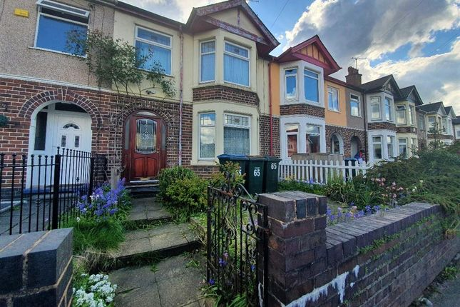Thumbnail Property for sale in Oldfield Road, Chapelfields, Coventry