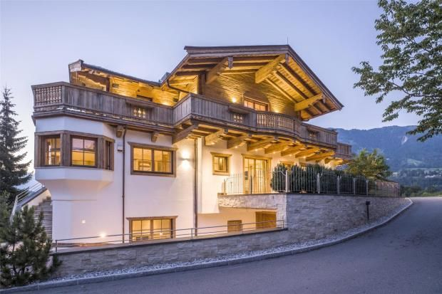 Thumbnail Property for sale in Chalet, Kitzbuhel, Tirol, Austria