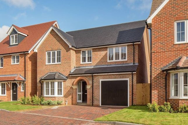 "Thumbnail Detached house for sale in ""The Pebworth"" at Littleworth Road, Benson, Wallingford"