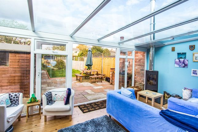 Thumbnail Semi-detached house for sale in Northfield Road, Ringwood