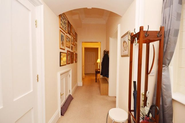 Hallway of St. Gabriels Court, Horsforth, Leeds, West Yorkshire LS18