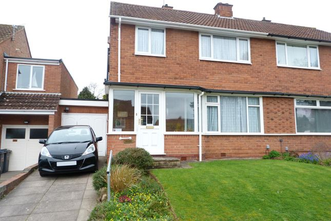 Thumbnail Property for sale in Hay Green Lane, Bournville, Birmingham