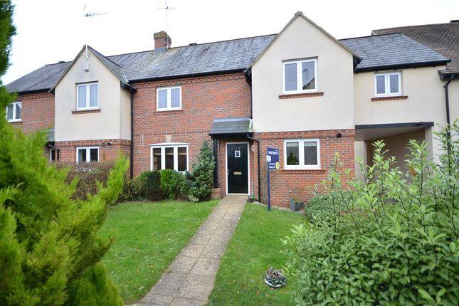 Thumbnail Terraced house for sale in Farriers Close, Church Crookham, Fleet