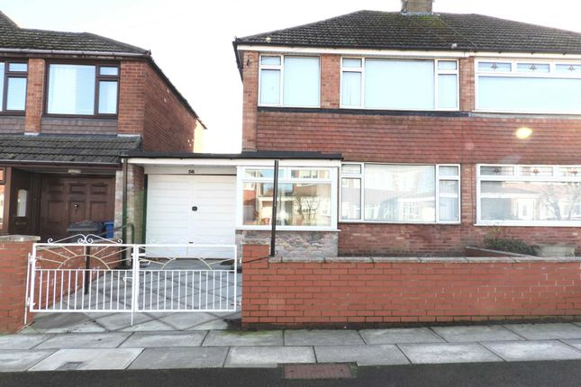Thumbnail Semi-detached house for sale in Rowan Drive, Kirkby, Liverpool