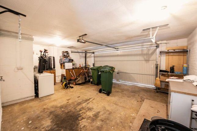 Garage of Medland, Woughton Park, Milton Keynes MK6