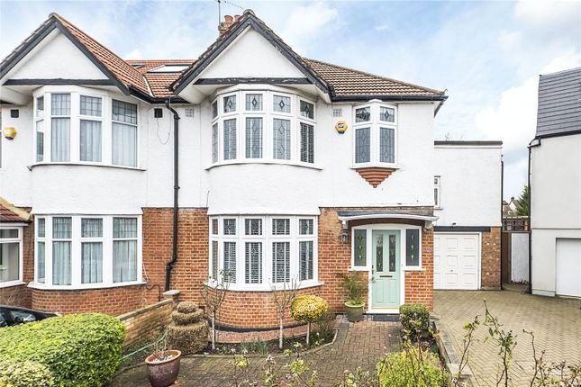 Thumbnail Semi-detached house for sale in Elm Walk, London