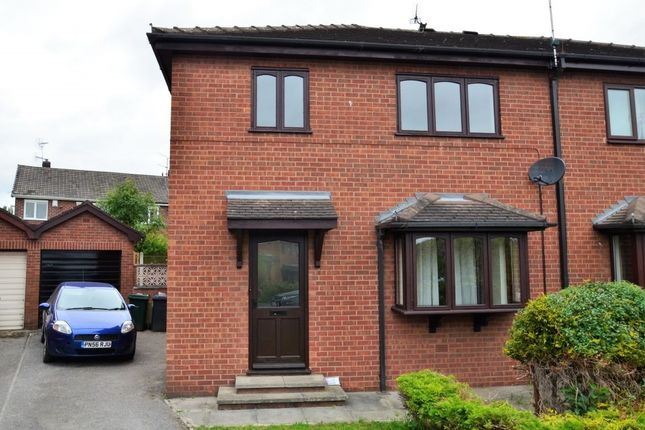 3 bed semi detached house for sale in allendale gardens
