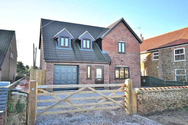 Thumbnail Detached house for sale in The Green, North Runcton, King's Lynn