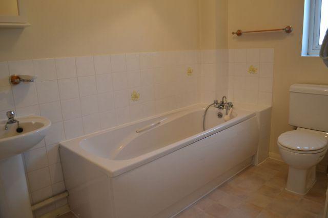 Bathroom of Muncaster Gardens, East Hunsbury, Northampton NN4