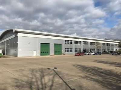 Photo of Banbury Gateway Offices And Warehouse, Wildmere Road, Banbury, Oxon OX16