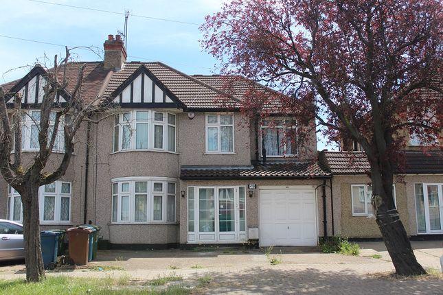 Thumbnail Semi-detached house to rent in Eastcote Lane, South Harrow, Harrow