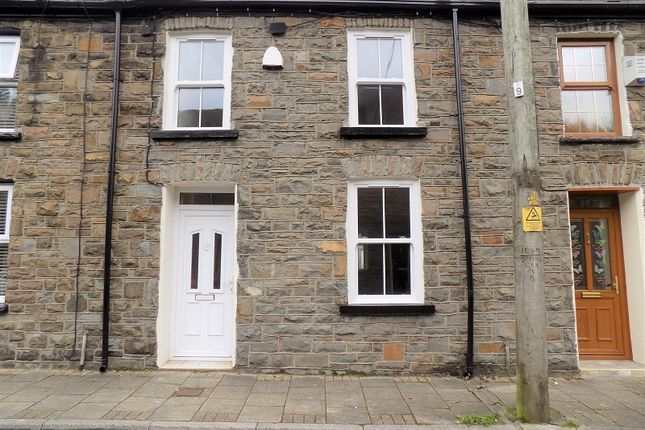 Thumbnail Terraced house to rent in Brook Street, Blaenrhondda, Treorchy, Rhondda, Cynon, Taff.