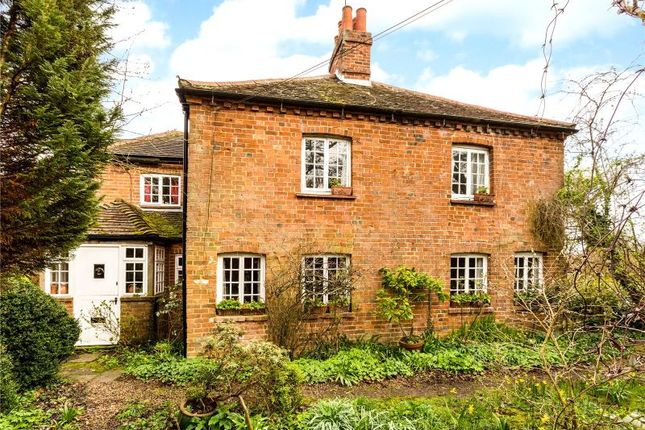 Thumbnail Country house for sale in Elm Grove Cottage, Monks Alley, Binfield, Bracknell, Berkshire