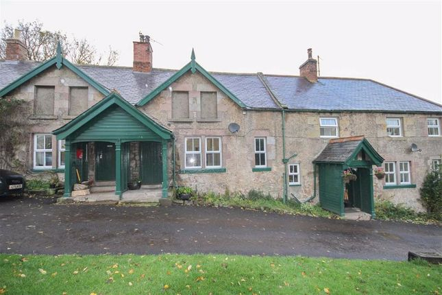 Thumbnail Cottage to rent in Wooperton, Alnwick