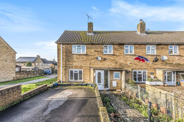 Thumbnail End terrace house for sale in Chipping Norton, Oxfordshire