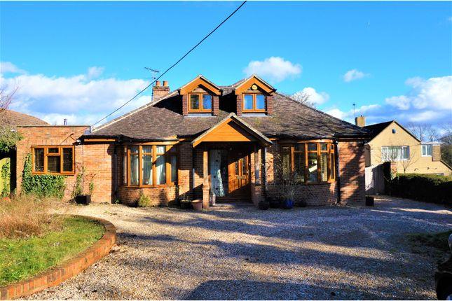 Thumbnail Detached house for sale in Old Kempshott Lane, Basingstoke