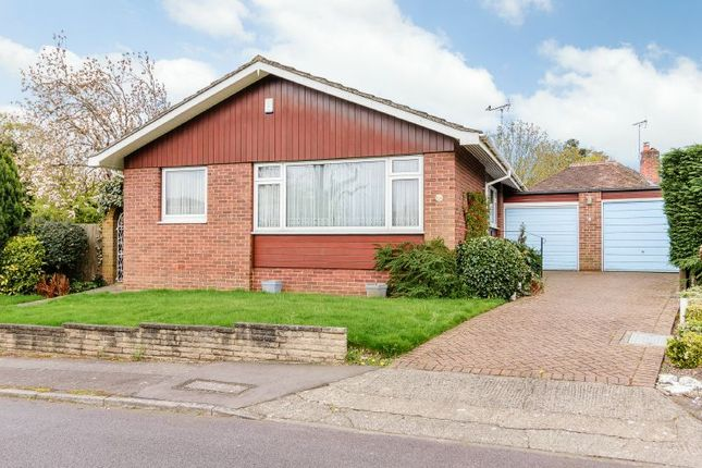 Thumbnail Detached bungalow for sale in Curzon Place, Pinner, Middlesex