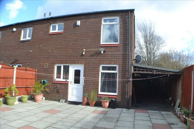External of Helmsdale Lane, Great Sankey, Warrington WA5