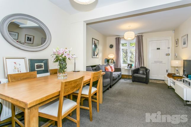 Thumbnail End terrace house for sale in Monks Lane, Cousley Wood, Wadhurst