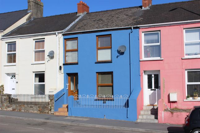 Terraced house for sale in Milford Road, Haverfordwest