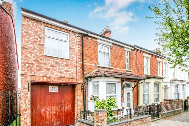 Thumbnail End terrace house for sale in Marlborough Road, Bedford